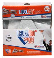 Level 180 Schleifpapier für TRIGON 180, 5er Pack